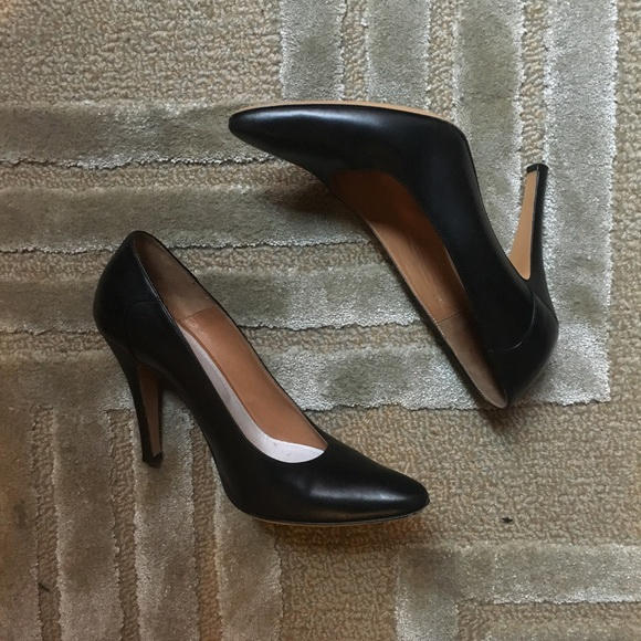 Maison Martin Margiela Leather Heels Cheap Price Discount Authentic Cheap Footaction Cheap Online Discount Good Selling 6uSnBC