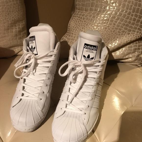 Le Adidas Superstar Uno Strap Scarpe Poshmark