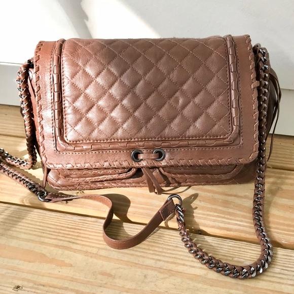 75% off Zara Handbags - Zara Quilted Leather City Bag!! from ... : zara quilted city bag - Adamdwight.com