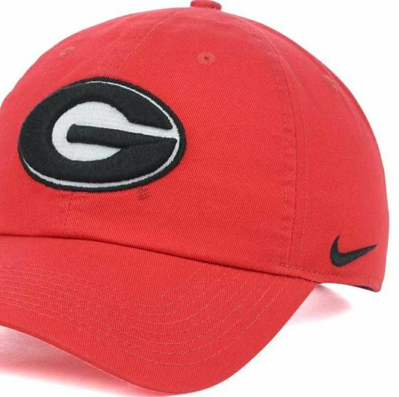 Nike Dri-fit Georgia Bulldogs hat c970026a5d9