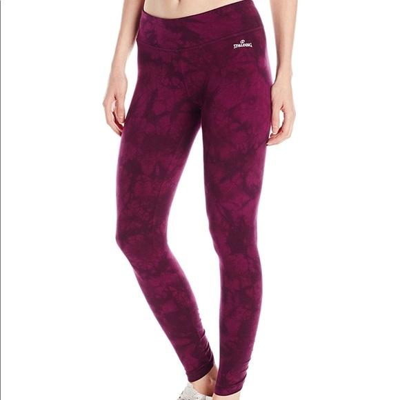 3a1f75a883daff Spalding Warm System Legging Placement Print. M_59fa8abf522b45b5840076b0