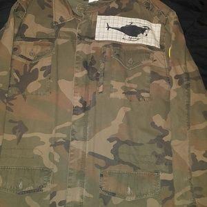 Colorado Jackets & Coats - *NEW* Custom Camouflage army jacket