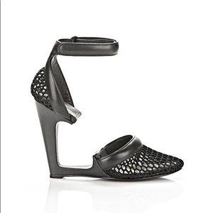 Alexander Wang Caterina mesh heels