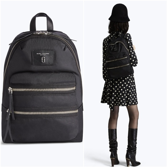 a47684653d Marc Jacobs Nylon Biker backpack - Fall Winter  17.  M 59fa9429713fdee26700b866