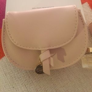 8cff9a9a 1 HOUR SALE CHLOE SMALL POUCH WITH PARFUM NWT