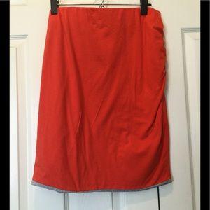 CAbi Reversible Tube Skirt