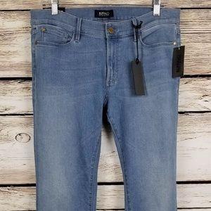 Buffalo Jeans Size 29 Light Blue Faith Slim Flare