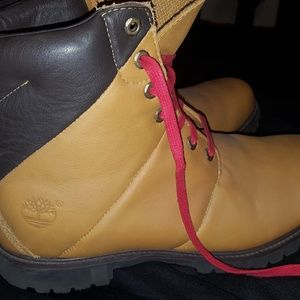 """Timberland """"Super Tims"""" *RARE* size13"""