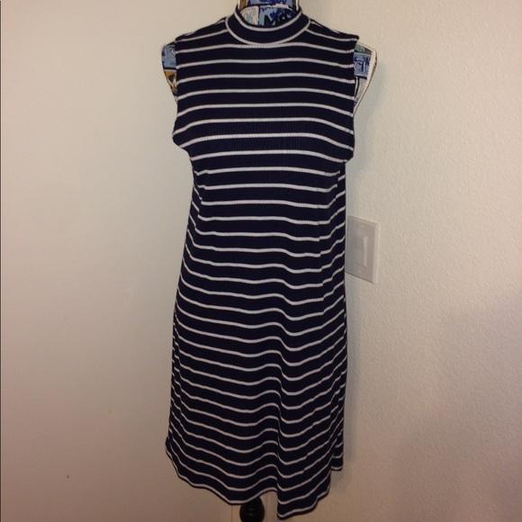 Cotton On Dresses & Skirts - Sleeveless Striped Dress MEDIUM