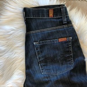 7 For All Mankind Jeans - 7 for All Mankind Ginger Jeans