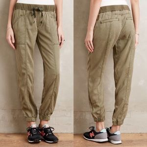 Hei Hei Greenway Cropped Ankle Joggers Pants