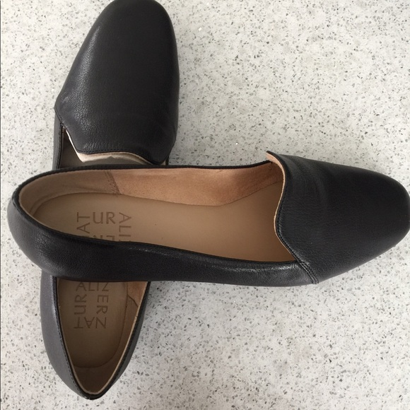 639e7476996 Naturalizer Emiline Leather Loafer Comfort Flats