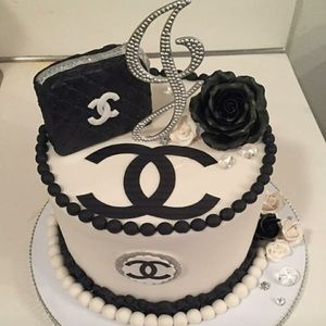 CHANEL Bags - Chanel birthday party cakes 😍😍😍😍 03ed73ff3befa
