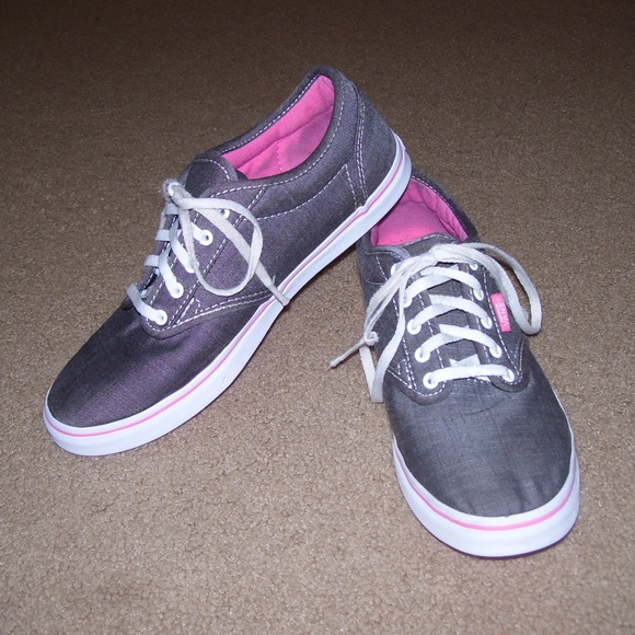660f25e5cb Vans Shoes - VANS Women s Atwood Low Lace-Up Sneakers ...