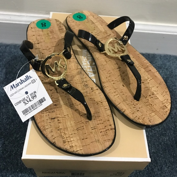 mk sandals marshalls off 54% - www
