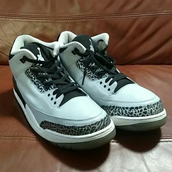 Jordan Shoes   Nike Air Jordan 3 Wolf