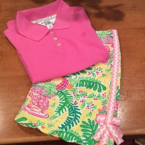 """NWOT """"LILLY PULITZER"""" OUTFIT"""