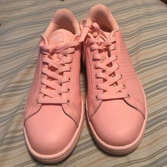 018249ca Adidas salmon color sneakers