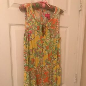 Lilly Pulitzer for Target romper size L