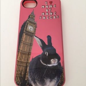 Marc Jacobs IPhone 5 Bunny Case