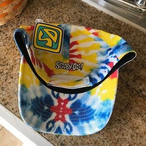 Accessories - Scooby doo dad hat tie die hippy bright retro cap 2d32edc83f8