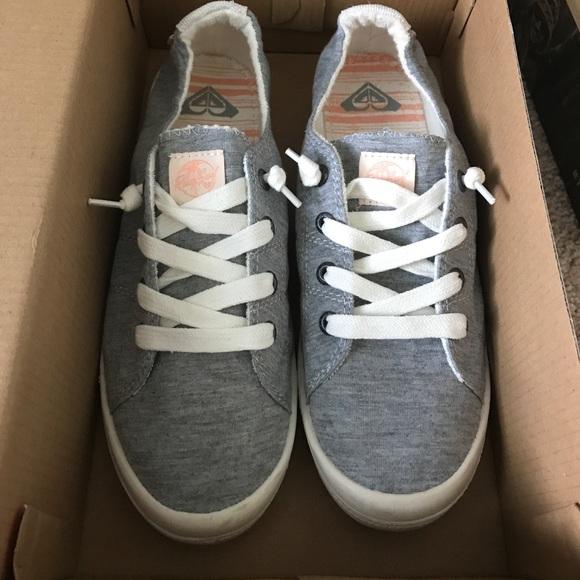 Roxy Brand New Bayshore Grey Slip On