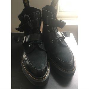 Genuine dr martens docs boots. Delaney style size 5. Depop