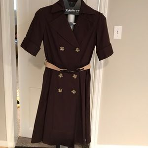 Tahari dress with belt