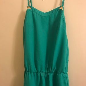 Dresses & Skirts - Beautiful green medium comfortable flowy Dress