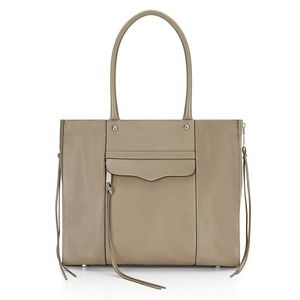 Rebecca Minkoff side zip medium M.A.B. tote