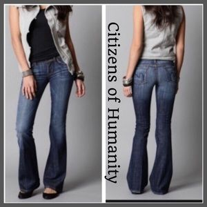 🌷NWOT Citizens of Humanity Flare Jeans