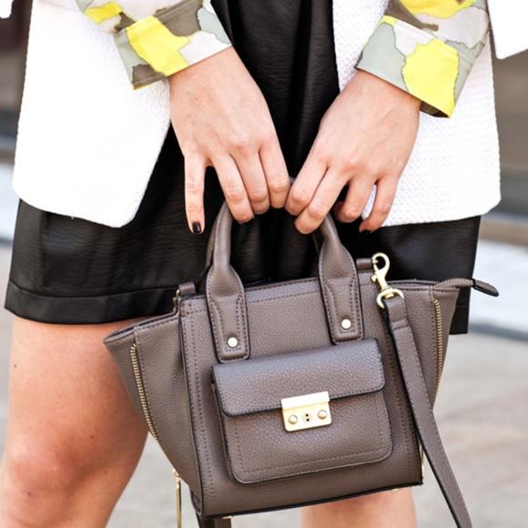 3.1 Phillip Lim for Target Handbags - 3.1 Phillip Lim 'Pashli' Satchel Bag