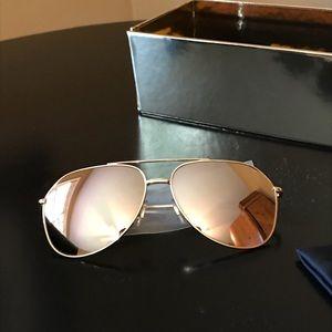 55388276f2e8 Women s Dolce And Gabbana 18k Gold Sunglasses on Poshmark