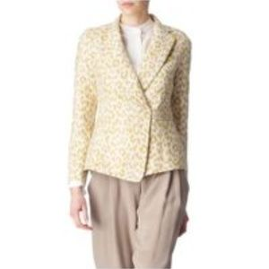 3.1 Phillip Lim Women's Leopard Print Jacquard Rag