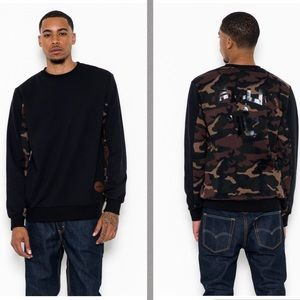 Other - HOST PICK NWT Camo Long Sleeve Casual Shirt