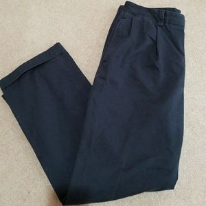 Nautica Rigger Casual Pleated Pants