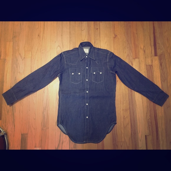 6e65f8ed413 Levi s Other - Levi s Vintage - 1955 Sawtooth Western Shirt ...