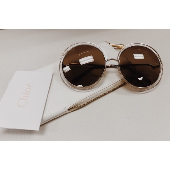 e4479d7584c Chloe Accessories - Authentic ✨ Chloe 62mm Oversized Sunglasses