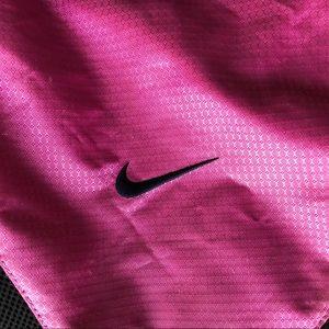 Nike Bags - Nike Pink Drawstring backpack Bag Sports Workout