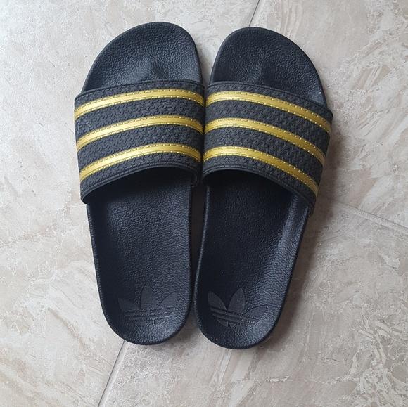 d2de8ab82 adidas Shoes | Custom Slidessandals | Poshmark