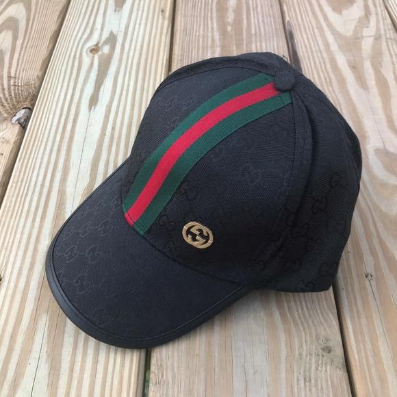 2fd8c6979bb Gucci Hat Men s Cap Baseball Snapback Golf Cap Hat