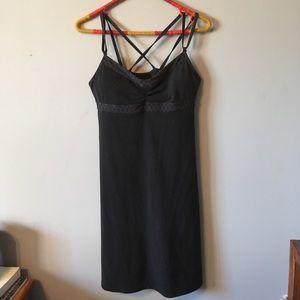 PrAna black dress