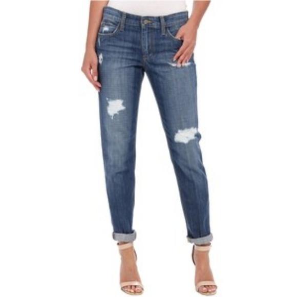 Joe's Jeans Denim - Joe's Jeans vintage reserve easy high water jeans