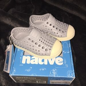 Native Jefferson shoes Brand new in box with tags