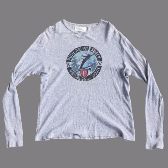 2e1800d5e M 59fb4b4c41b4e01f5a025b5d. Other Shirts you may like. Polo Ralph Lauren  Sleepwear Thermal Shirt