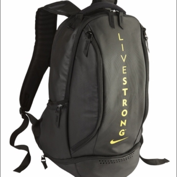 37c841cfa8 Nike Livestrong Gear backpack. M 59fb4f3e7fab3a2213026711
