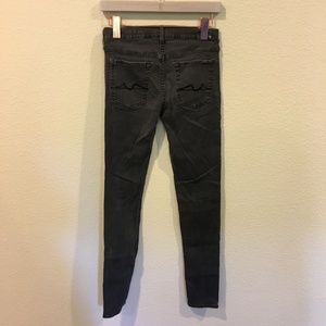 7 For All Mankind Jeans - 7 For All Mankind gray jeans