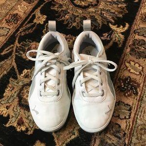 Puma Shoes | Boys Golf Ecoortholite Sz
