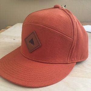 8fdd0cdbfee Burton Accessories - Burton MB. Heritage Trucker Hat New