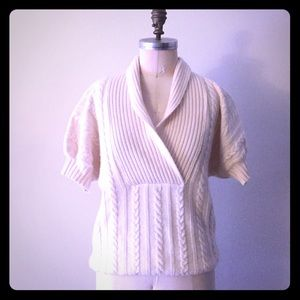 Stella McCartney cashmere creme sweater